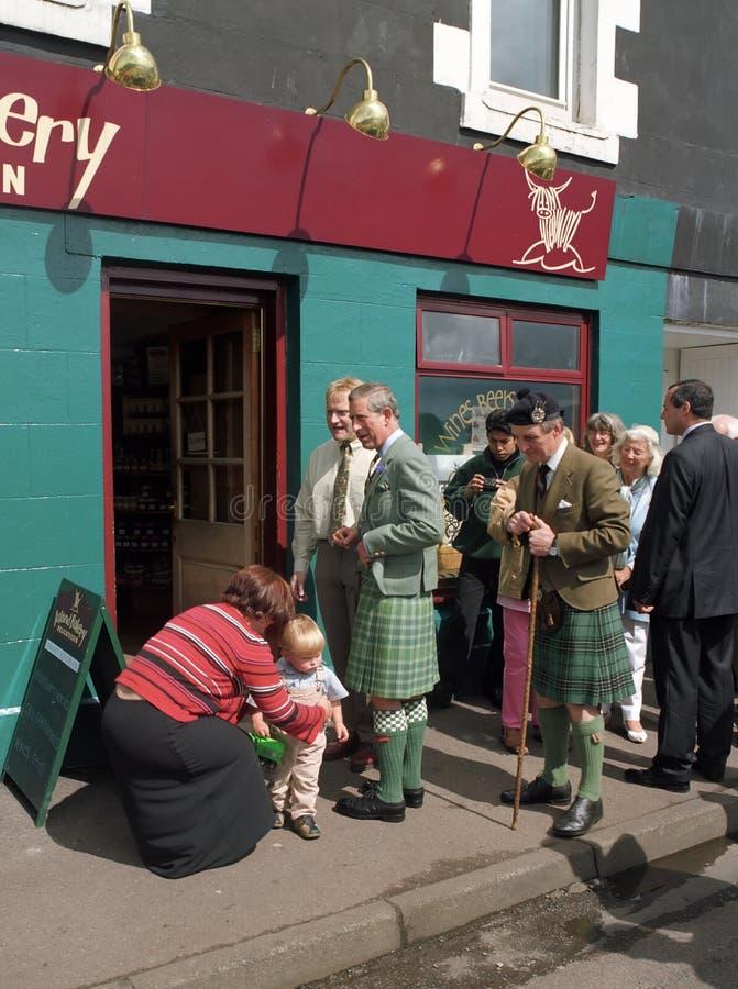 Prince Charles photos libres de droits