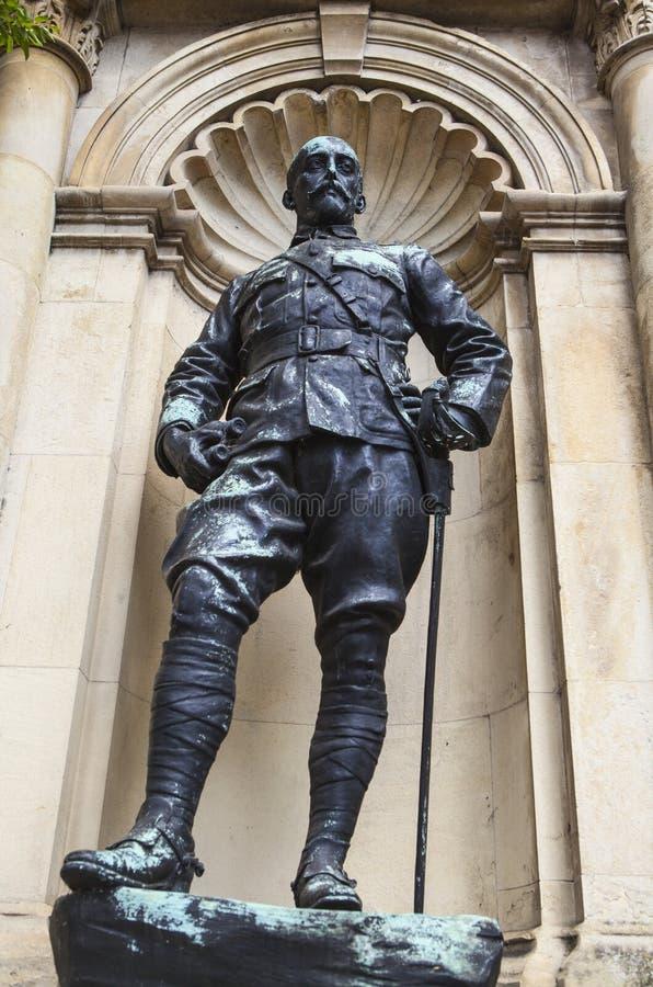 Prince Christian Victor dans Windsor photo libre de droits