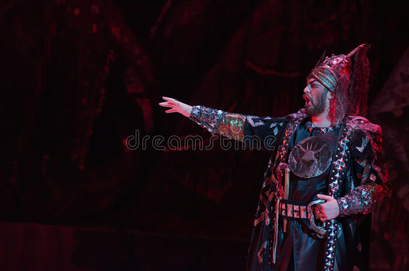 Prince Igor royalty free stock photos
