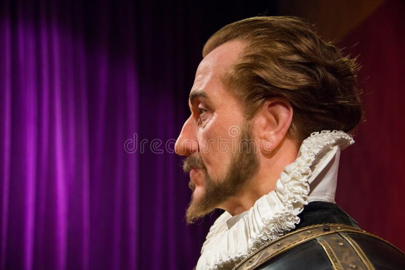 William of Orange from the Netherlands royalty free stock photography
