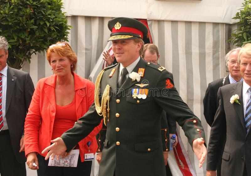 Prince William of Orange stock images