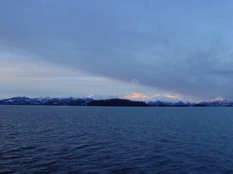Prince William Sound стоковые фото