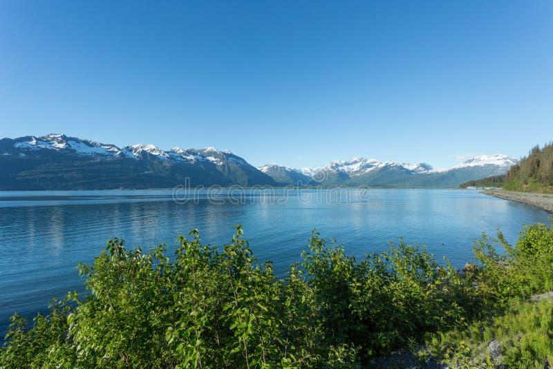 Prince William Sound стоковая фотография rf