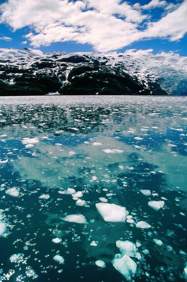 Prince William Sound, Alaska royalty free stock photos