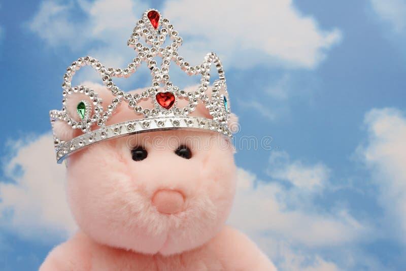Princesa Bear foto de archivo