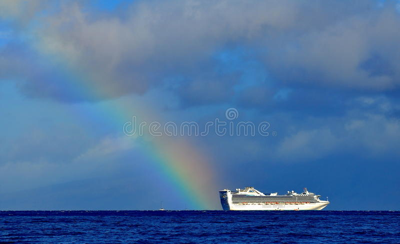 Princess Cruise Line royalty free stock photography