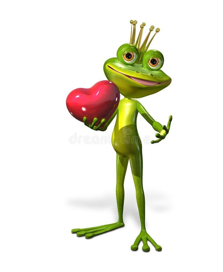 Download Princess Frog Stock Illustration - Image: 38915763