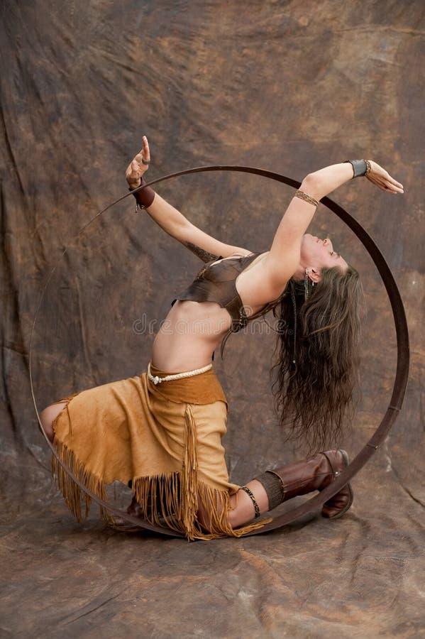 Download Princess szaman zdjęcie stock. Obraz złożonej z kurenda - 17615410