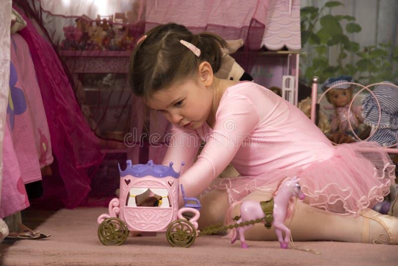 Princesse à la maison photos libres de droits