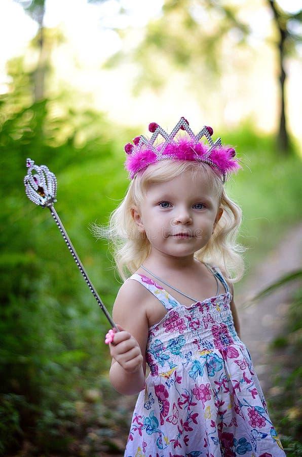 Princesse photographie stock