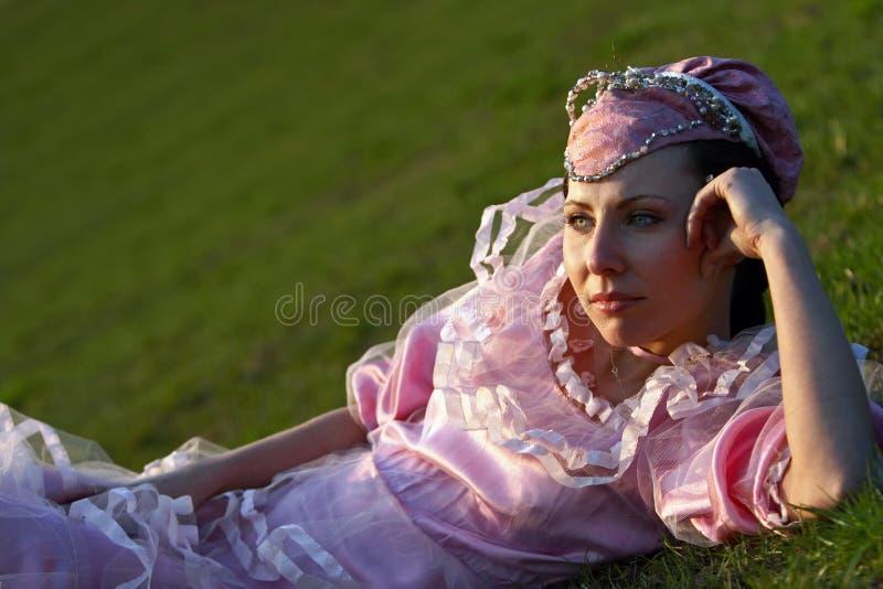 Princesse photographie stock libre de droits