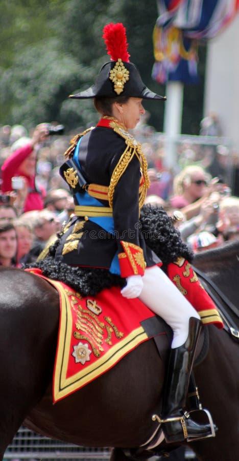 Princesse Anne photo stock