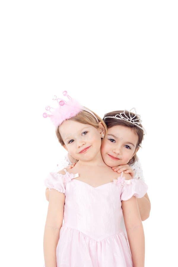 princesses стоковое изображение