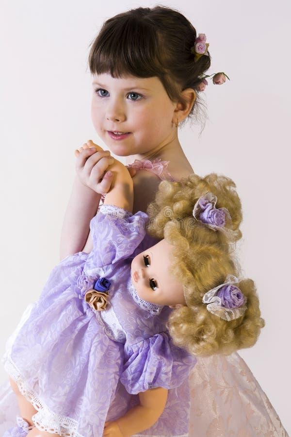 princesses två royaltyfri fotografi