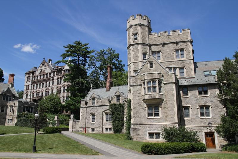 Download Princeton University stock image. Image of exterior, limestone - 25595669