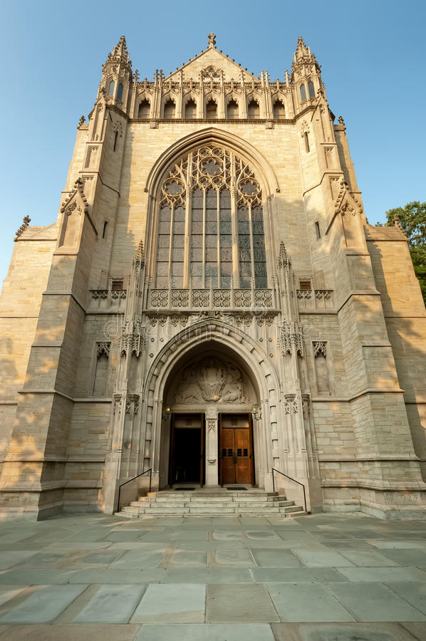 Princeton University campus. An old and historic building on the campus of Princeton University in Princeton, New Jersey stock images