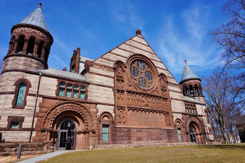 Princeton University. PRINCETON, NJ -13 MARCH 2015- Princeton University, a private Ivy League research university in New Jersey, has been ranked the number one stock photo