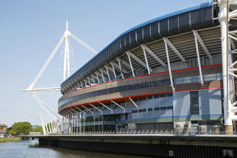 Download Principality Stadium Cardiff Editorial Photo - Image of culture, match: 104048786