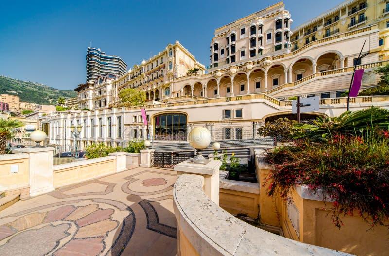 Principato di Monaco fotografie stock libere da diritti