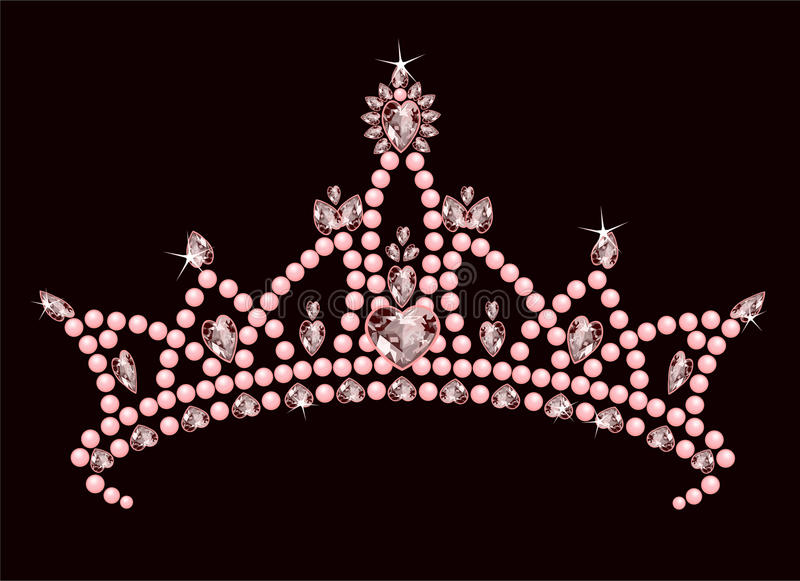 Principessa Crown royalty illustrazione gratis