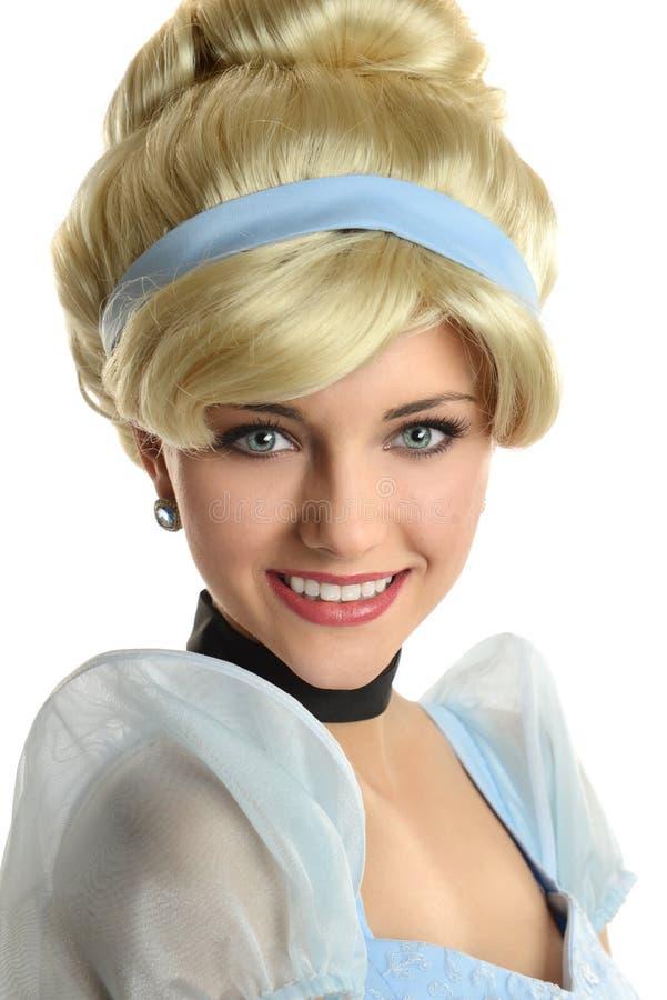 Principessa Portrait fotografie stock libere da diritti