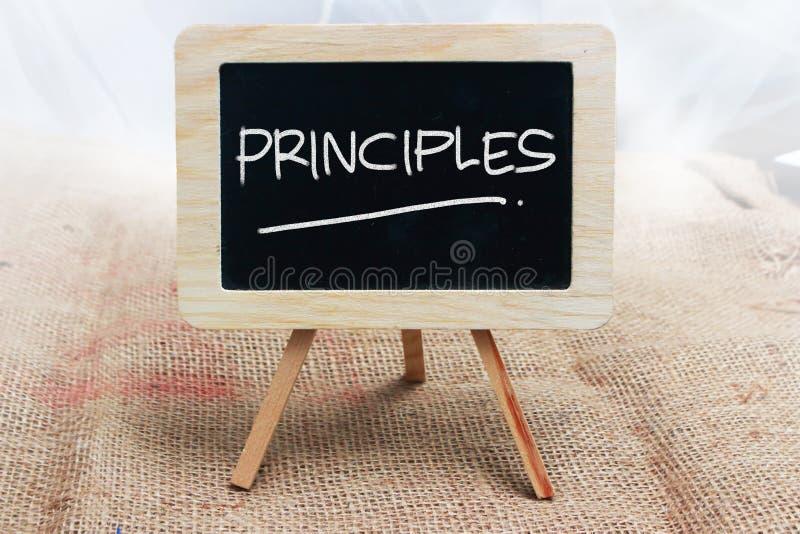Principios, concepto de motivaci?n de las citas de las palabras ilustración del vector