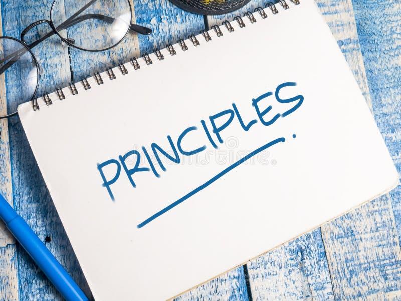 Principios, concepto de motivaci?n de las citas de las palabras stock de ilustración