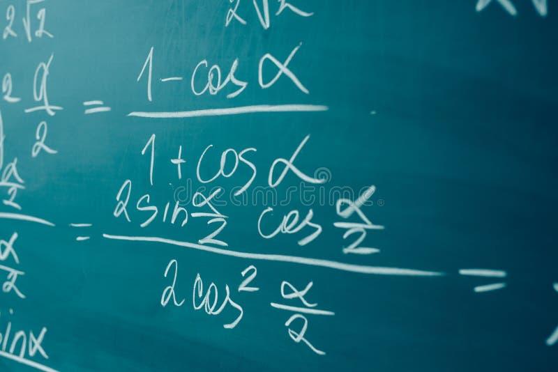 Principios de la álgebra y del análisis Trigonometría y funciones elementales imágenes de archivo libres de regalías