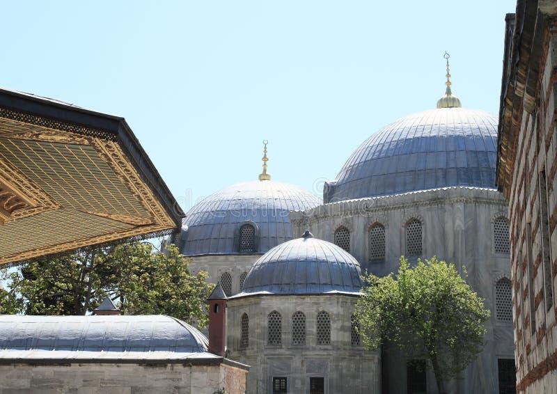 Prins Tomb och sultan 2 Selim TÃ ¼rbesi royaltyfri bild