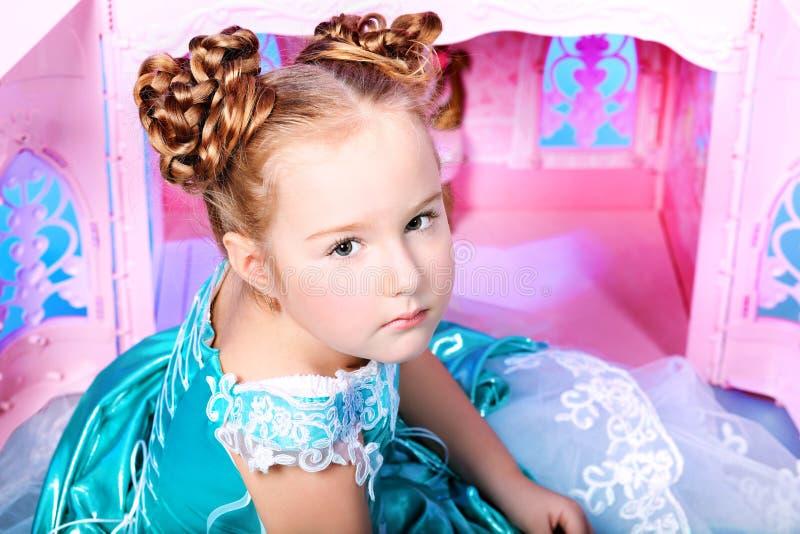 Prinses royalty-vrije stock fotografie