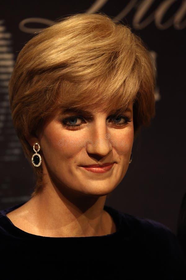 Prinsessa diana royaltyfria bilder