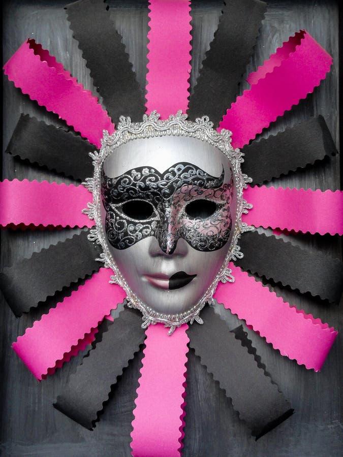 Prinsessa Mask arkivbilder