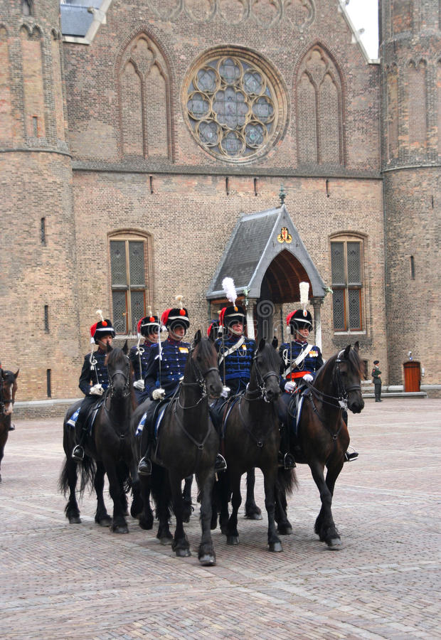 Download Prinsjesdag Cavalry editorial image. Image of military - 16167885