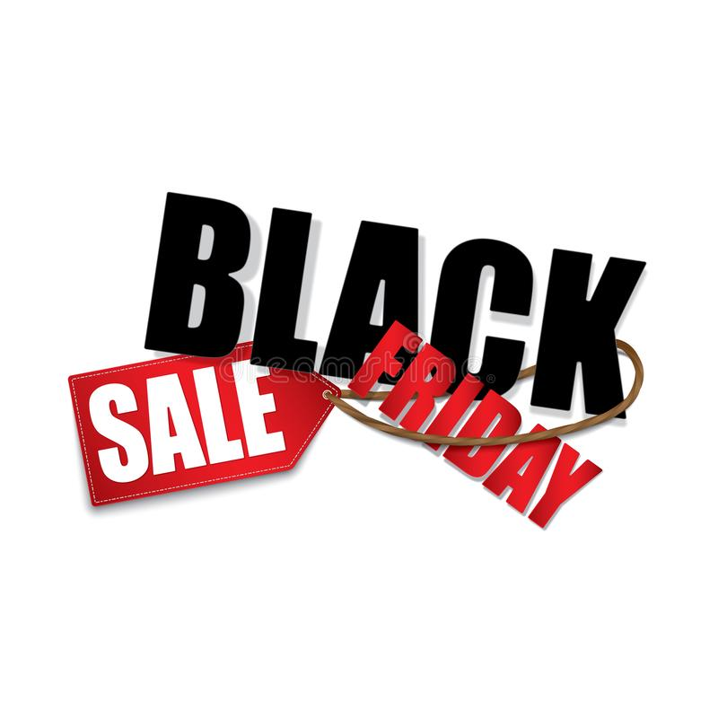 Black Friday sale. royalty free stock photos