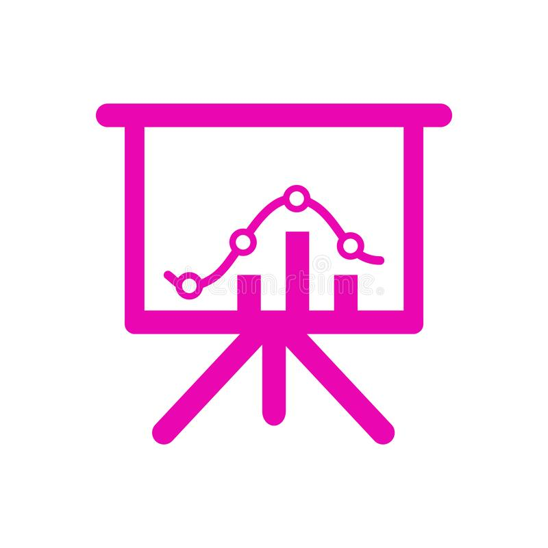 Business analysis, research, graph , chart, business rank icon. Business , rank , position , business growth , flow , chart is full editable royalty free illustration