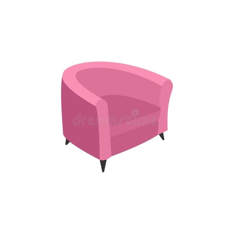 Sofa chair vector illustration