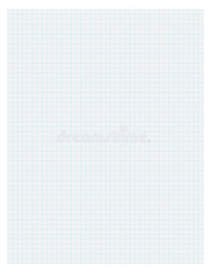 a3 size graph paper blue stock vector  illustration of