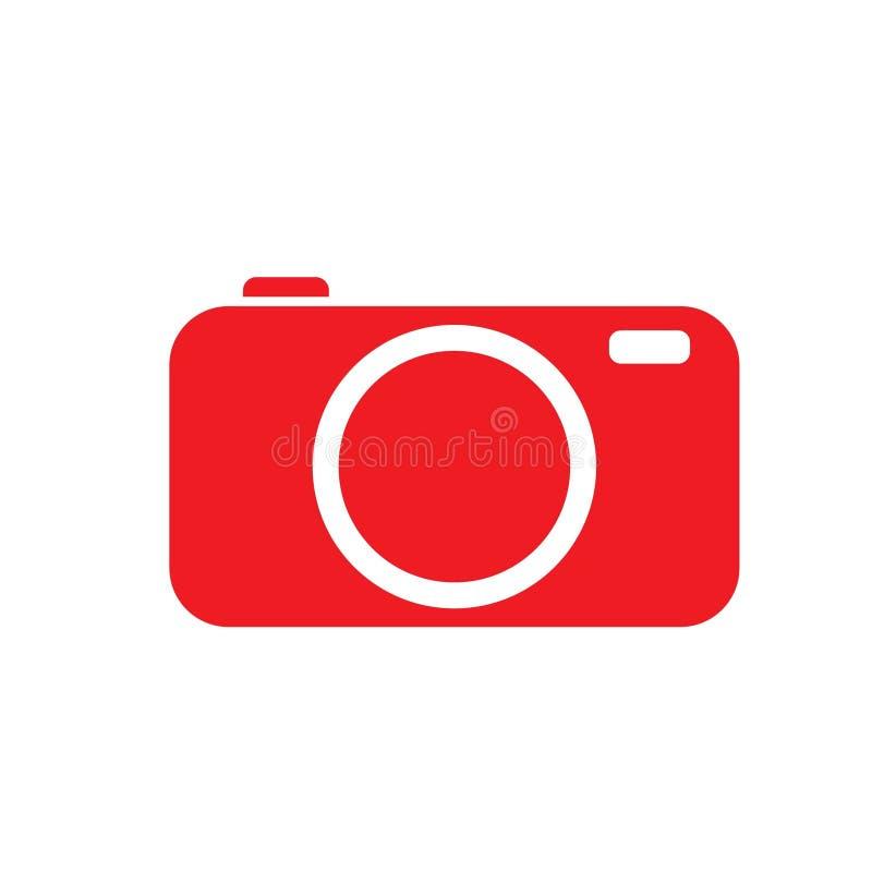 Camera Logo royalty free stock photography