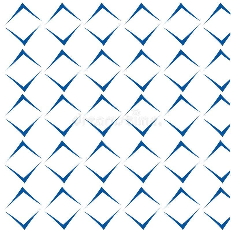 Blue triangle abstract patern background. Vector illustration vector illustration