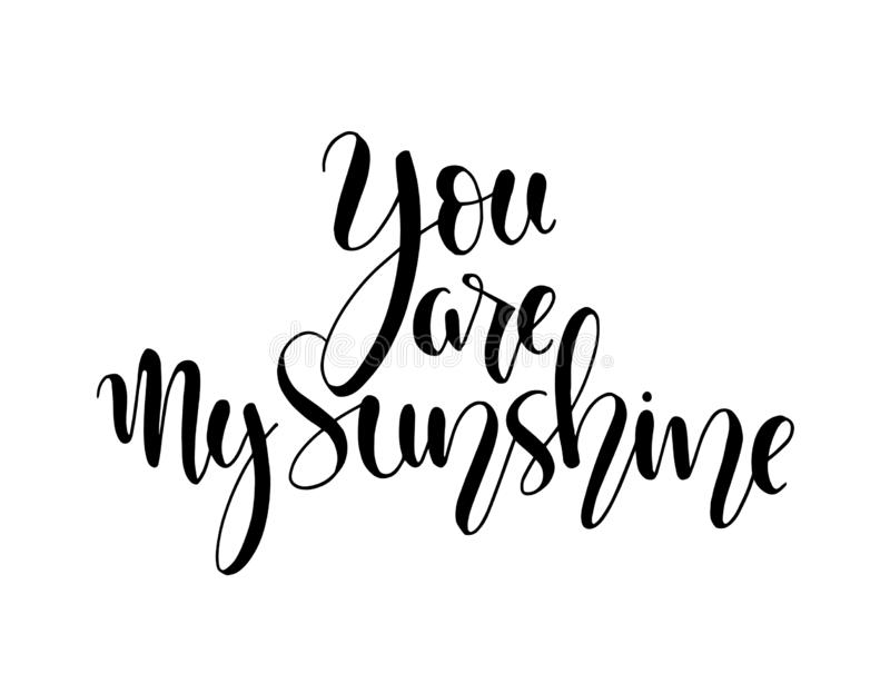 You My Sunshine Stock Illustrations – 362 You My Sunshine Stock  Illustrations, Vectors & Clipart - Dreamstime