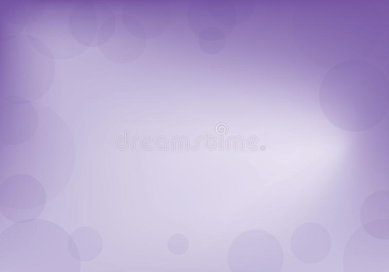 Abstract violet and white background royalty free illustration