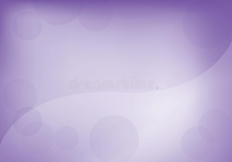 Abstract violet and white background stock illustration