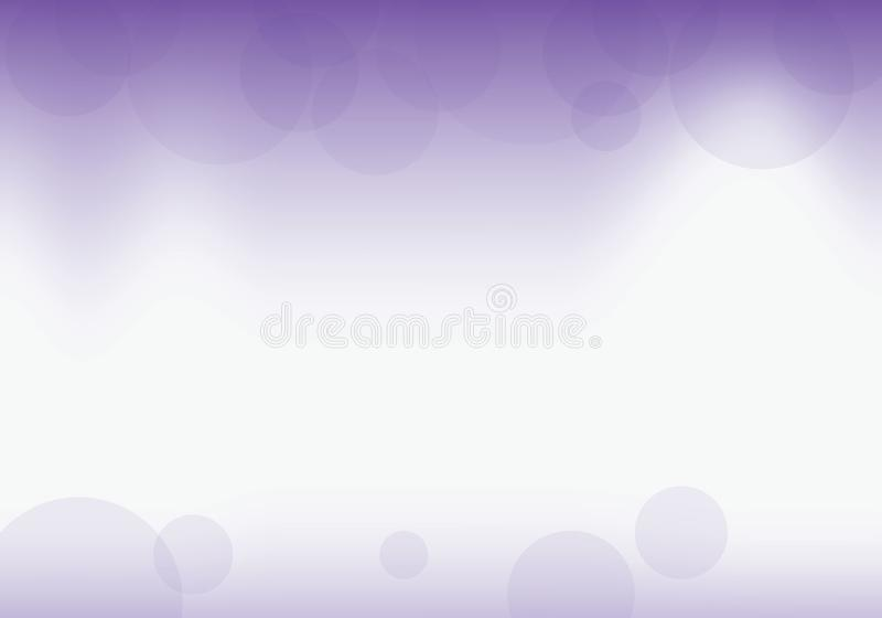 Abstract violet and white background vector illustration
