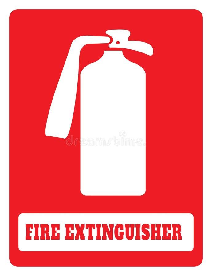 Fire Extinguisher Icon vector illustration