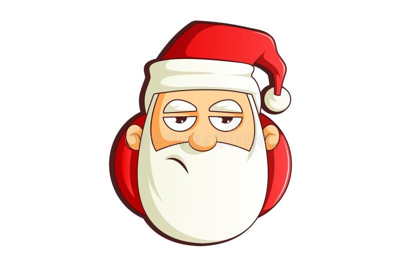 Naughty Santa Claus Clipart