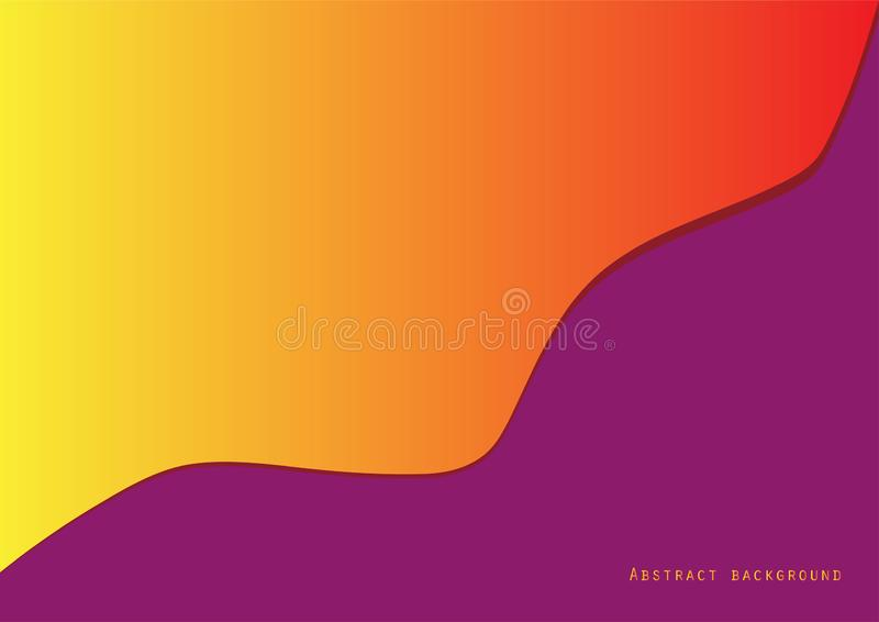 Abstract background with abstract color. simple abstract background. stock image