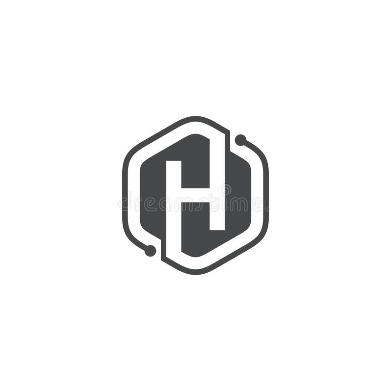 H Letter logo icon design template elements. Letter logo icon design template elements for bussines, insurance, success for your company vector illustration
