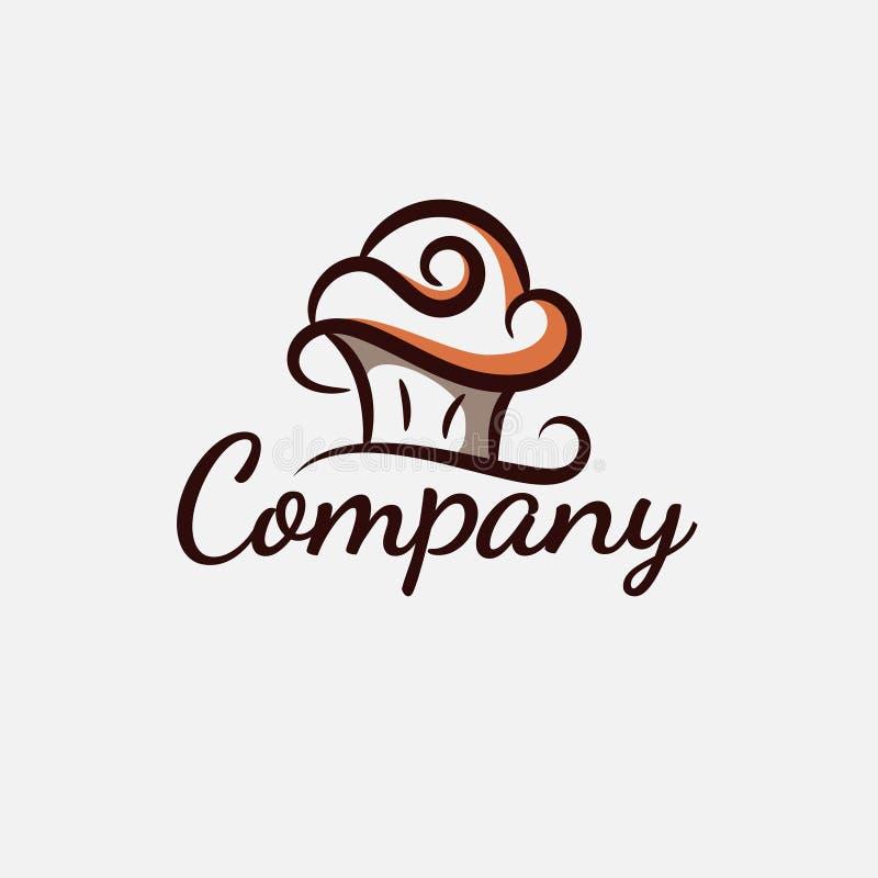 Cupcake Logo Set Stock Vector. Illustration Of Cream