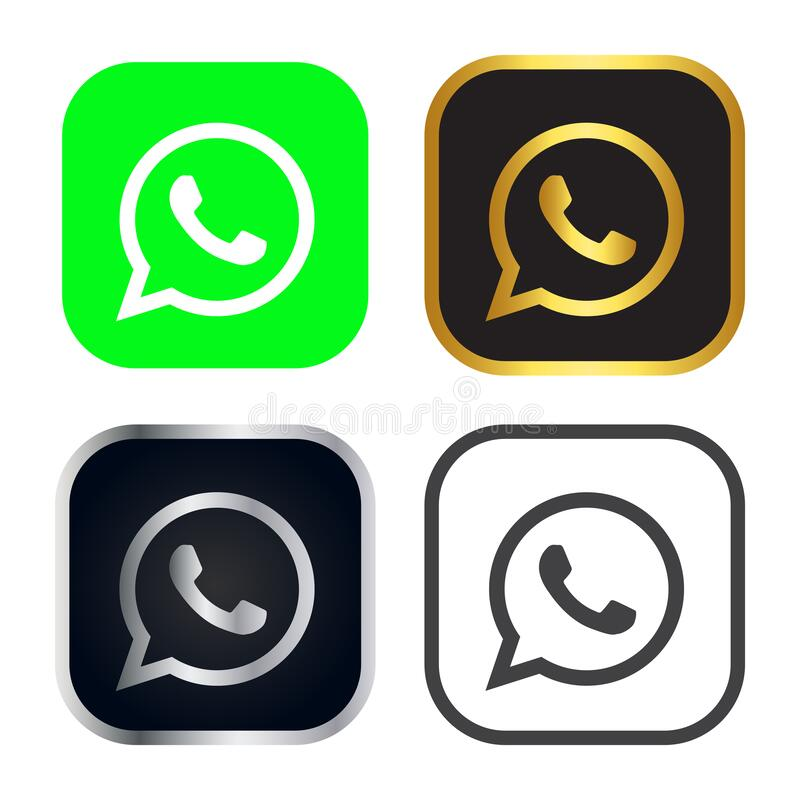 Whatsapp Icon Stock Illustrations 3 197 Whatsapp Icon Stock Illustrations Vectors Clipart Dreamstime
