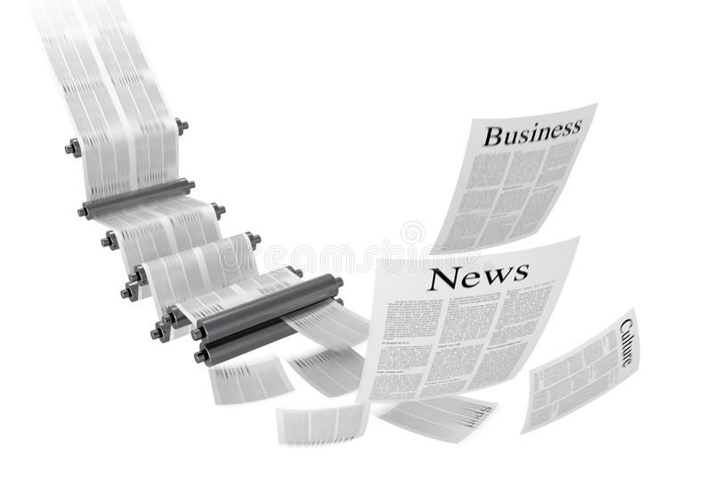 Download Print Machine Stock Photos - Image: 15531483
